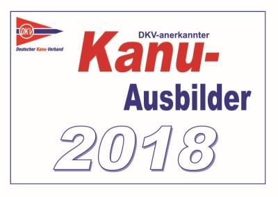 DKV KANU-Ausbilder 2018